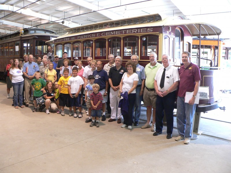 TCA Summer Train Outing