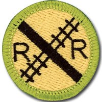 BSA RR Merit Badge